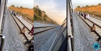 Passengers stranded as Abuja-Kaduna train breaks down in the middle of nowhere